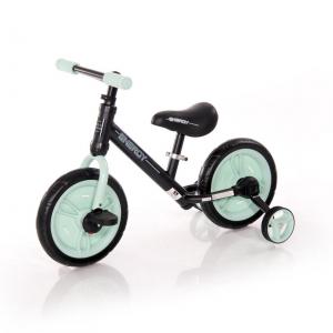 Bicicleta Energy, cu pedale si roti ajutatoare